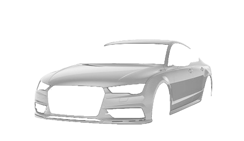 Цвета кузова S7 Sportback